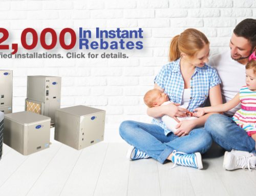 up to $2000 in Instant Rebates