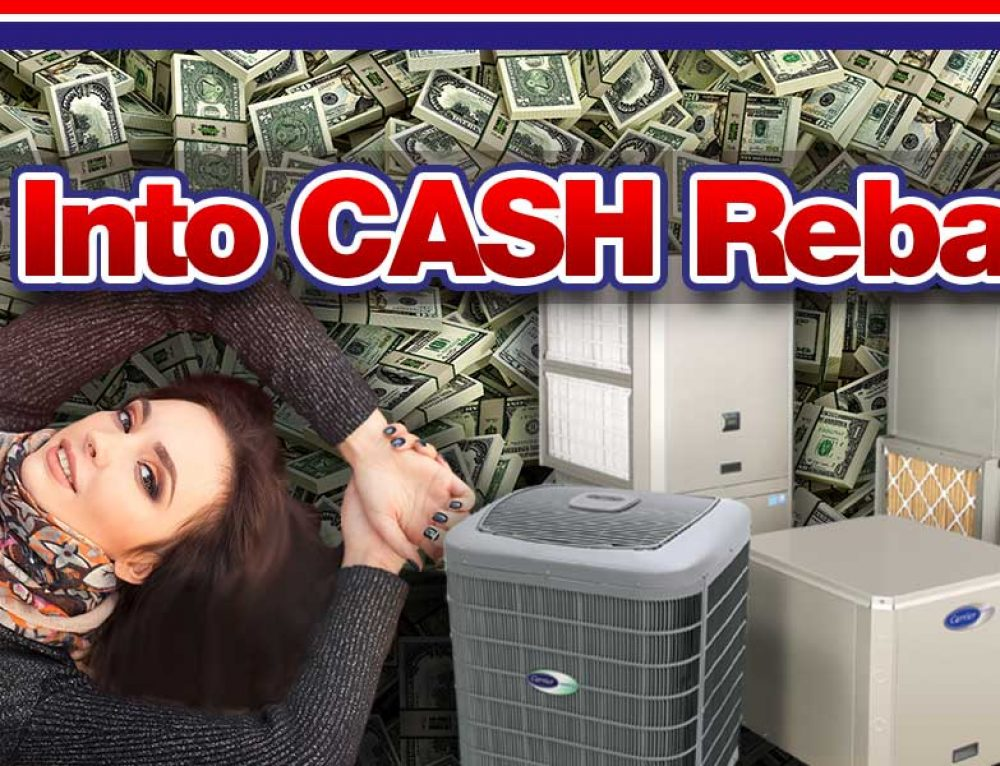 Fall Into Cash Rebates