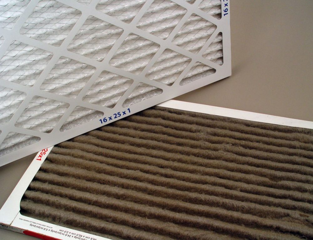 How often do I need to change the air filter on my Heating and Air Conditioning (HVAC) System?