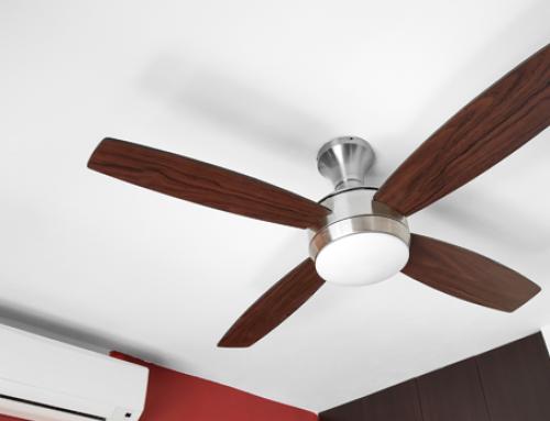 Dust Ceiling Fans