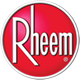 Rheem extreme comfort air conditioning and heating