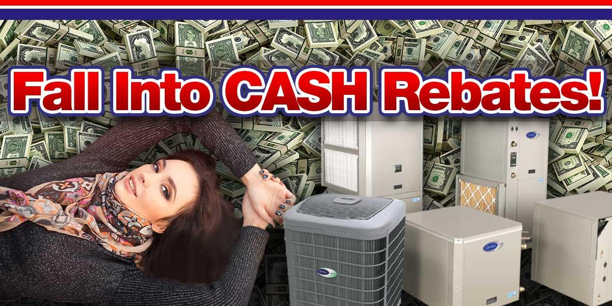Fall Into Cash Rebates