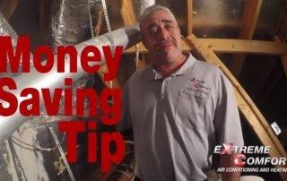 Extreme Comfort AC money saving tip