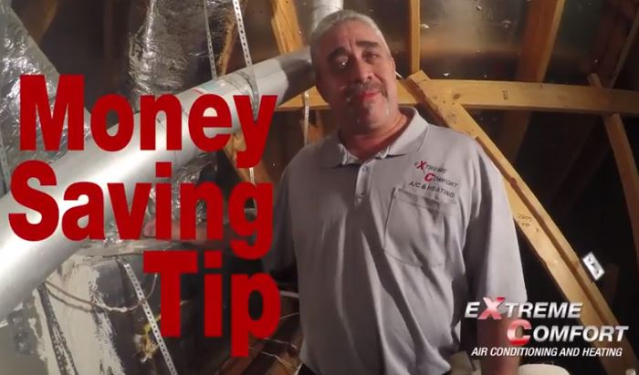Extreme Comfort AC money saving tip