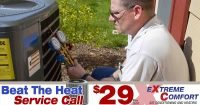 AC service call, AC repair, HVAC repair, Air Conditioning Repair