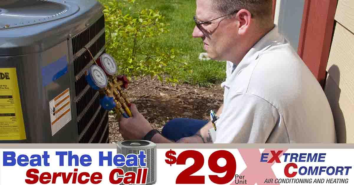 AC repair, air conditioning service,
