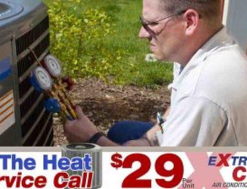 AC Repair Service Call