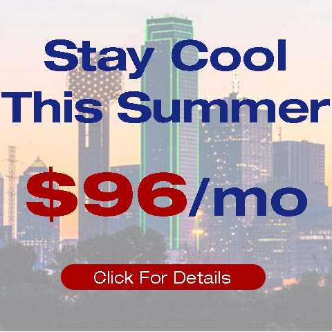 New AC System Rebate