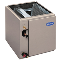 carrier cased vertical evaporator coil, hvac coil, air conditioner coil, cnpvp