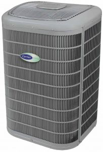 Carrier Infinity 18VS Heat Pump, Heat Pump, Air Conditioner products, hvac installation
