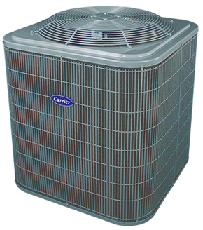 carrier comfort 16 air conditioner, 24abc6, hvac products, 16 seer