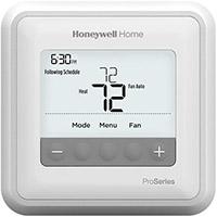 honeywell t4 pro thermostat, wifi thermostat, hvac thermostat