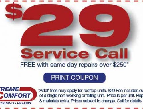 AC Repair Service Call