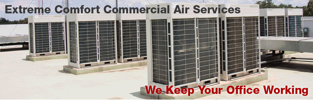 Commercial AC Service – HVAC Repair & Installation