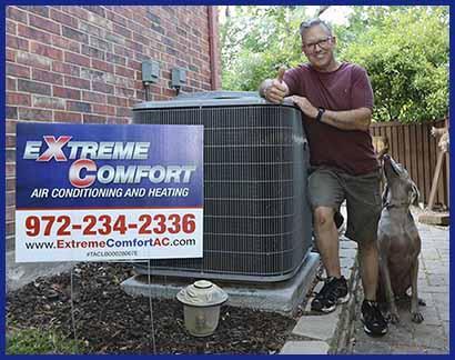 New AC installation Rebate