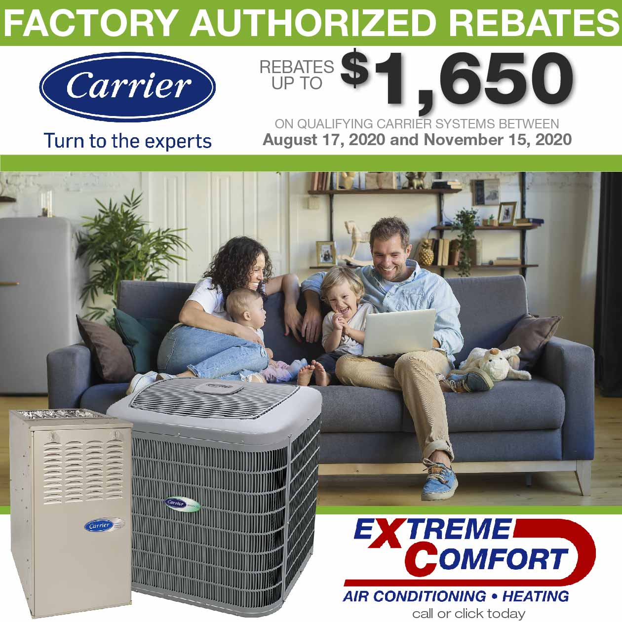 air conditioning rebates, hvac incentives, new air conditioner rebates, new air conditioner, dancing dog ac incentives