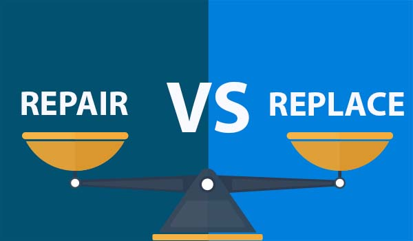 Repair VS Replace your Air Conditioner